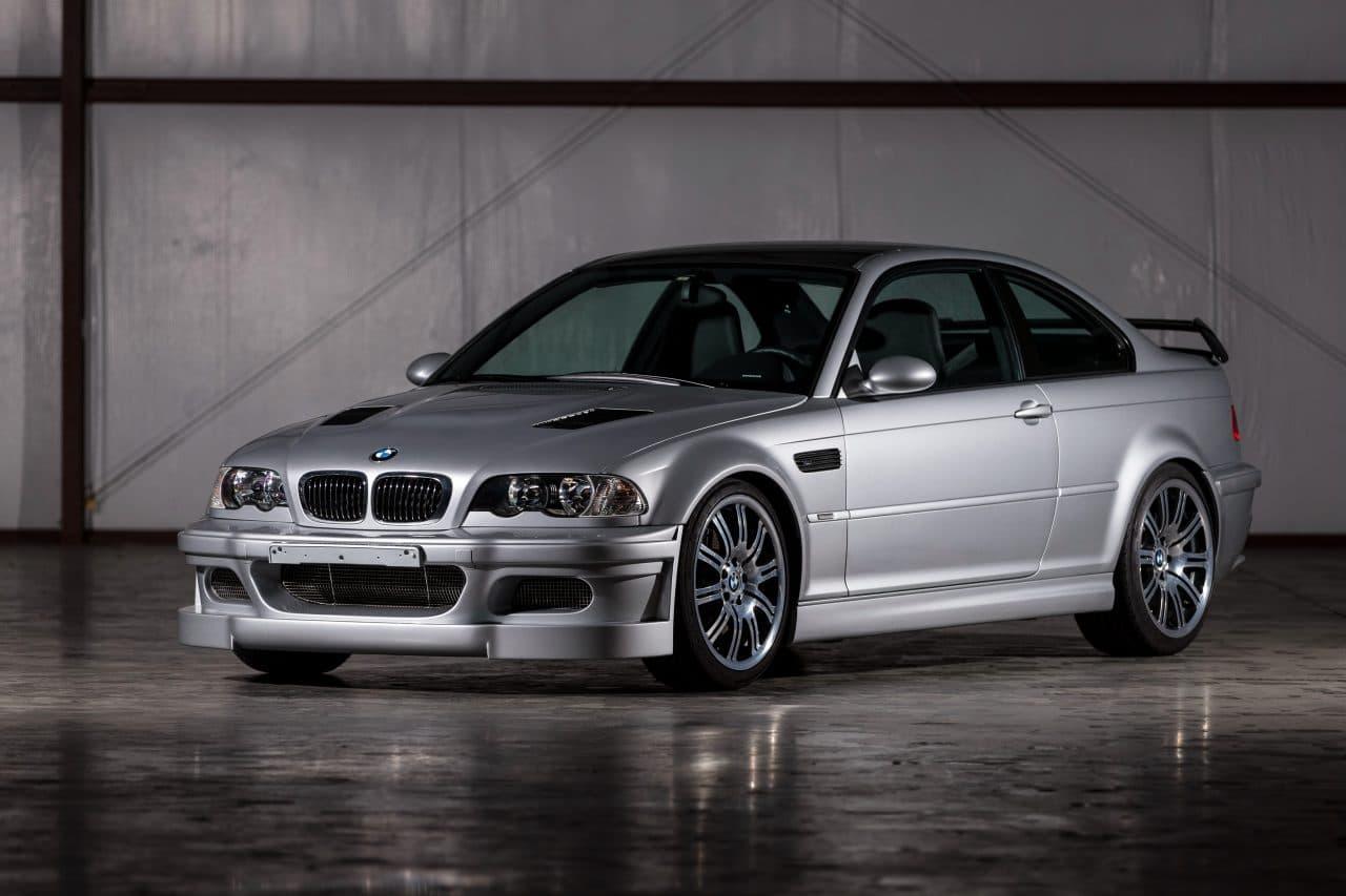 BMW E46 M3 GTR