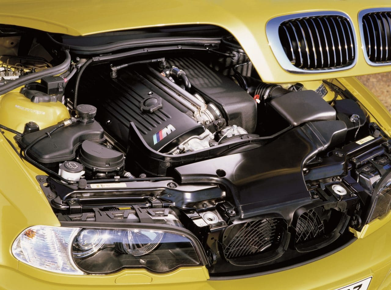 Moteur BMW E46 M3