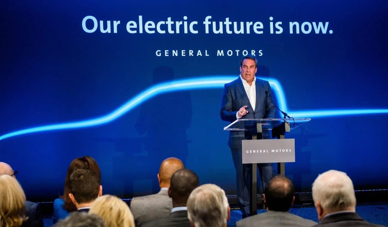 Futur pick-up électrique Hummer grâce à GM