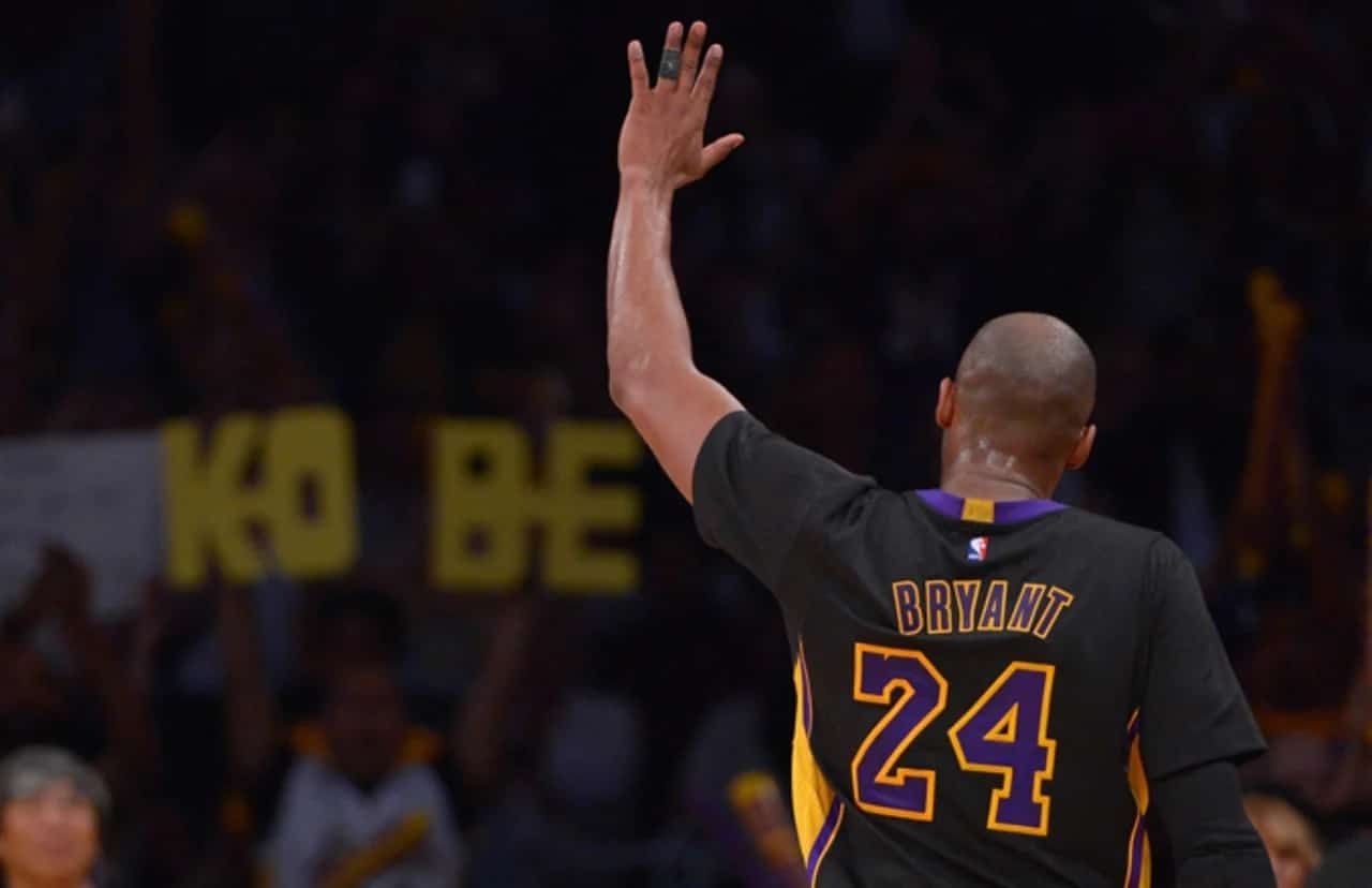Mort de Kobe Bryant