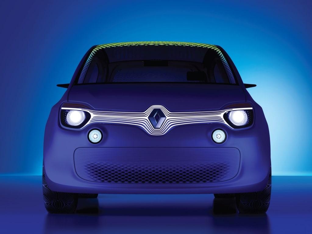 Concept-car Twingo électrique : Renault Twin'Z (2013)