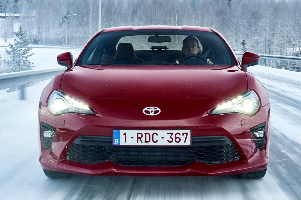 Toyota GT86 phase 2