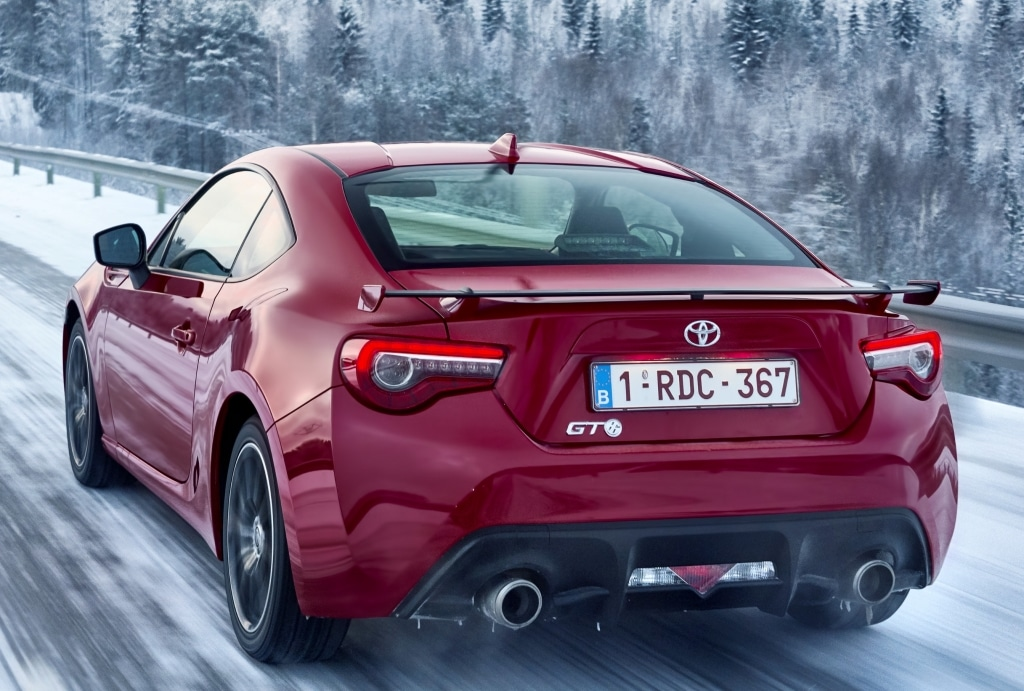 Guide d'achat Toyota GT86