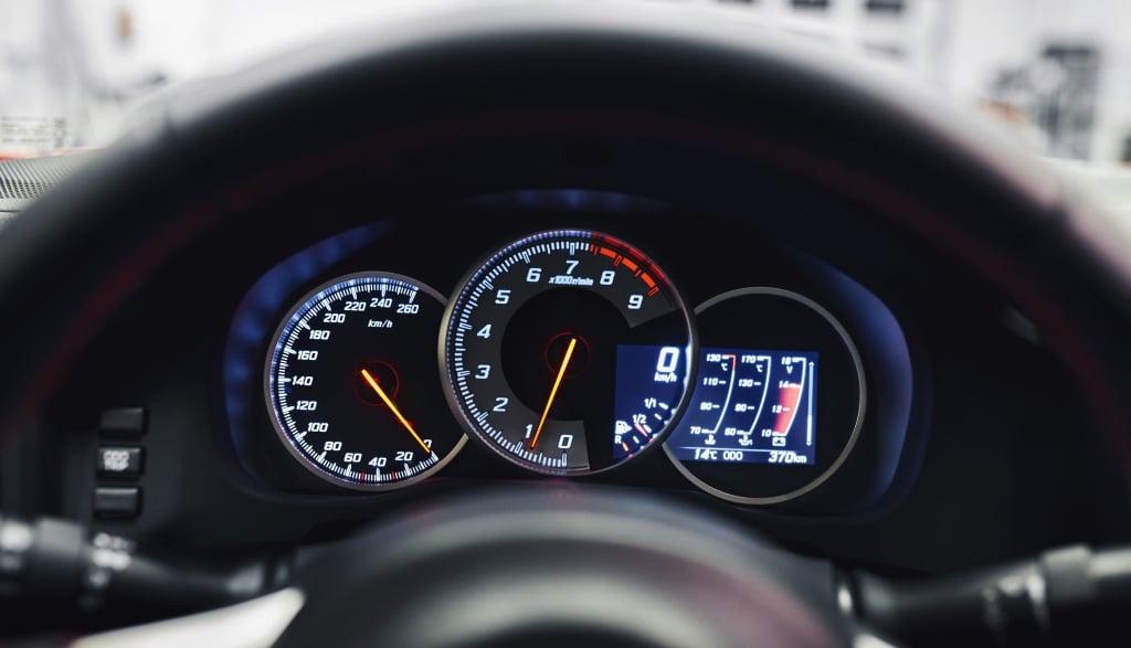 Performances Toyota GT86