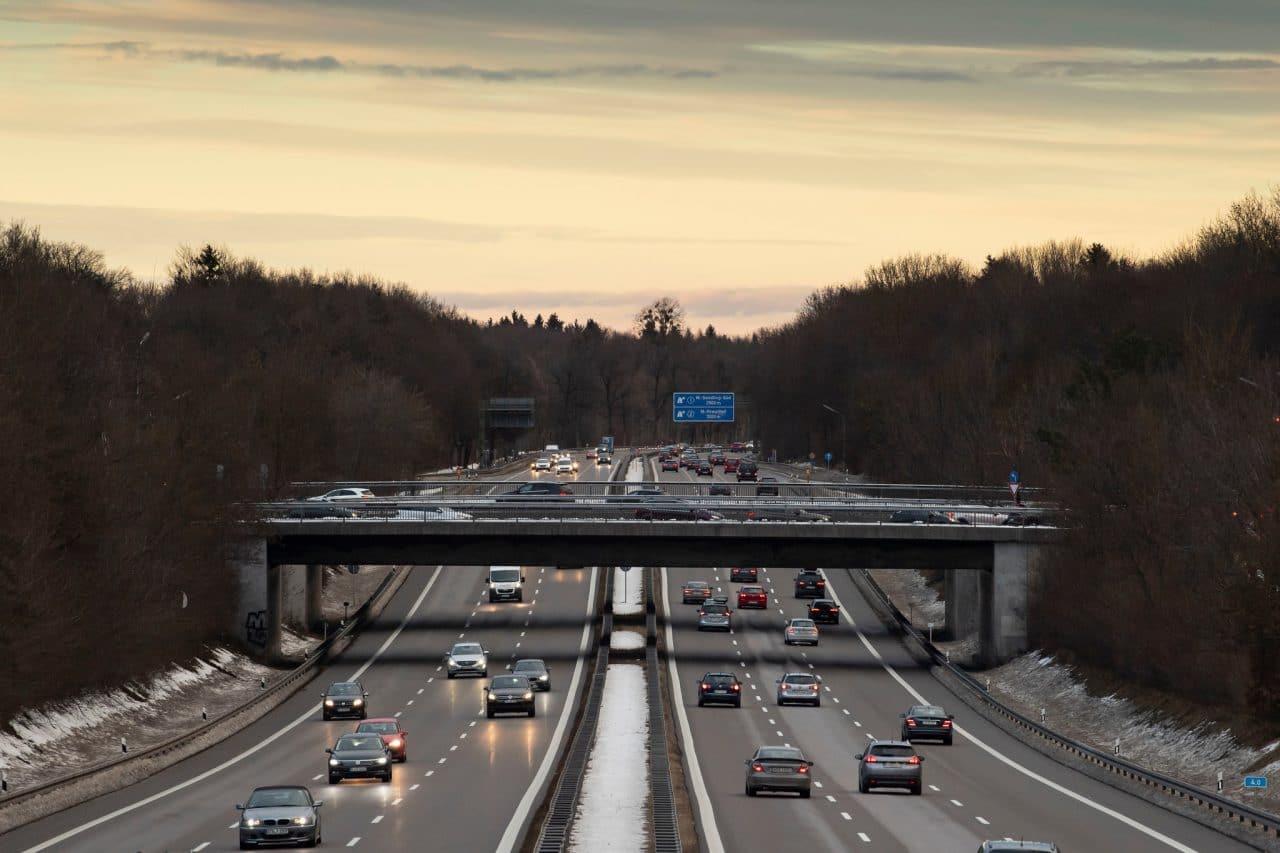 Allemagne autobahn