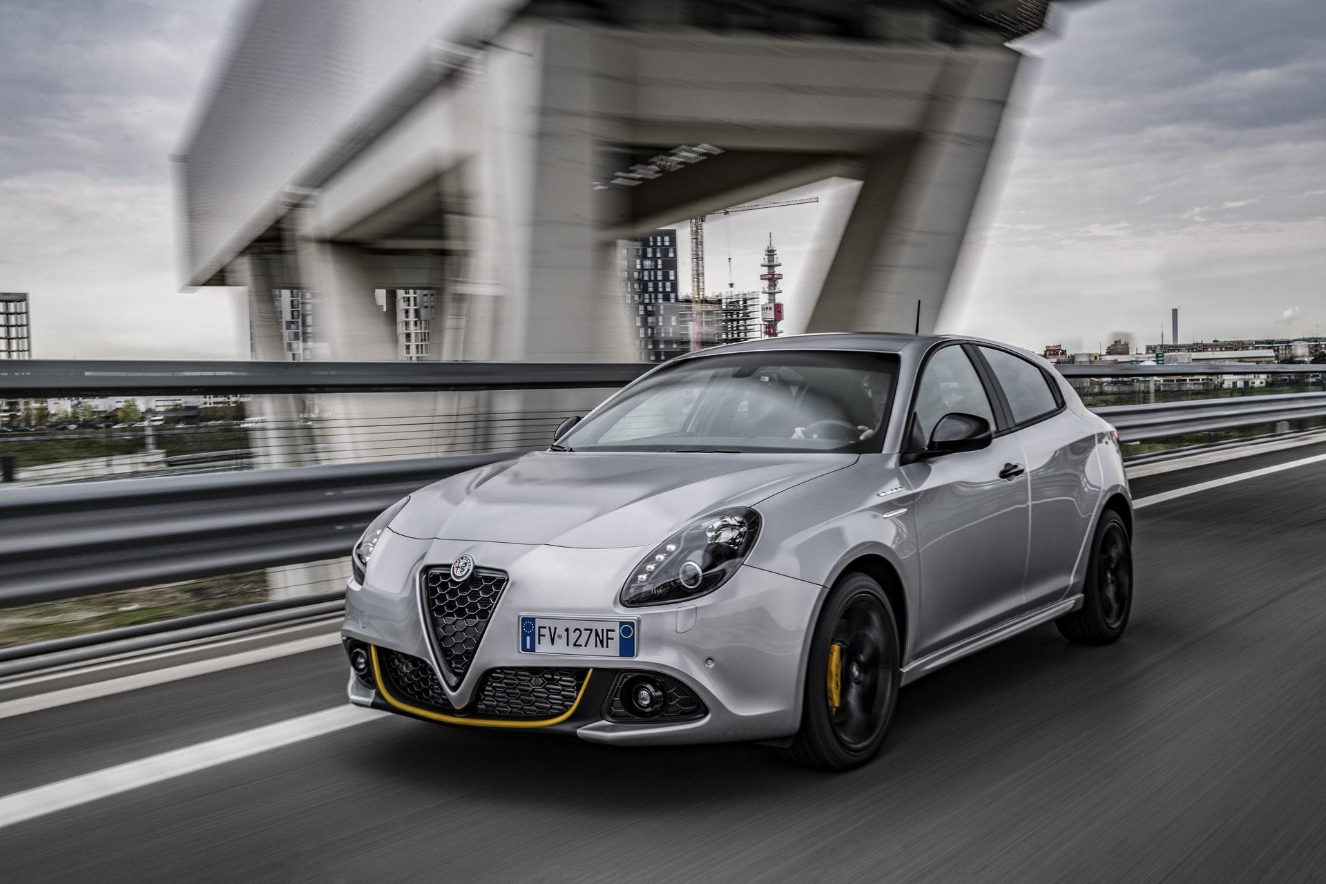 Clap de fin pour l'Alfa Romeo Giulietta