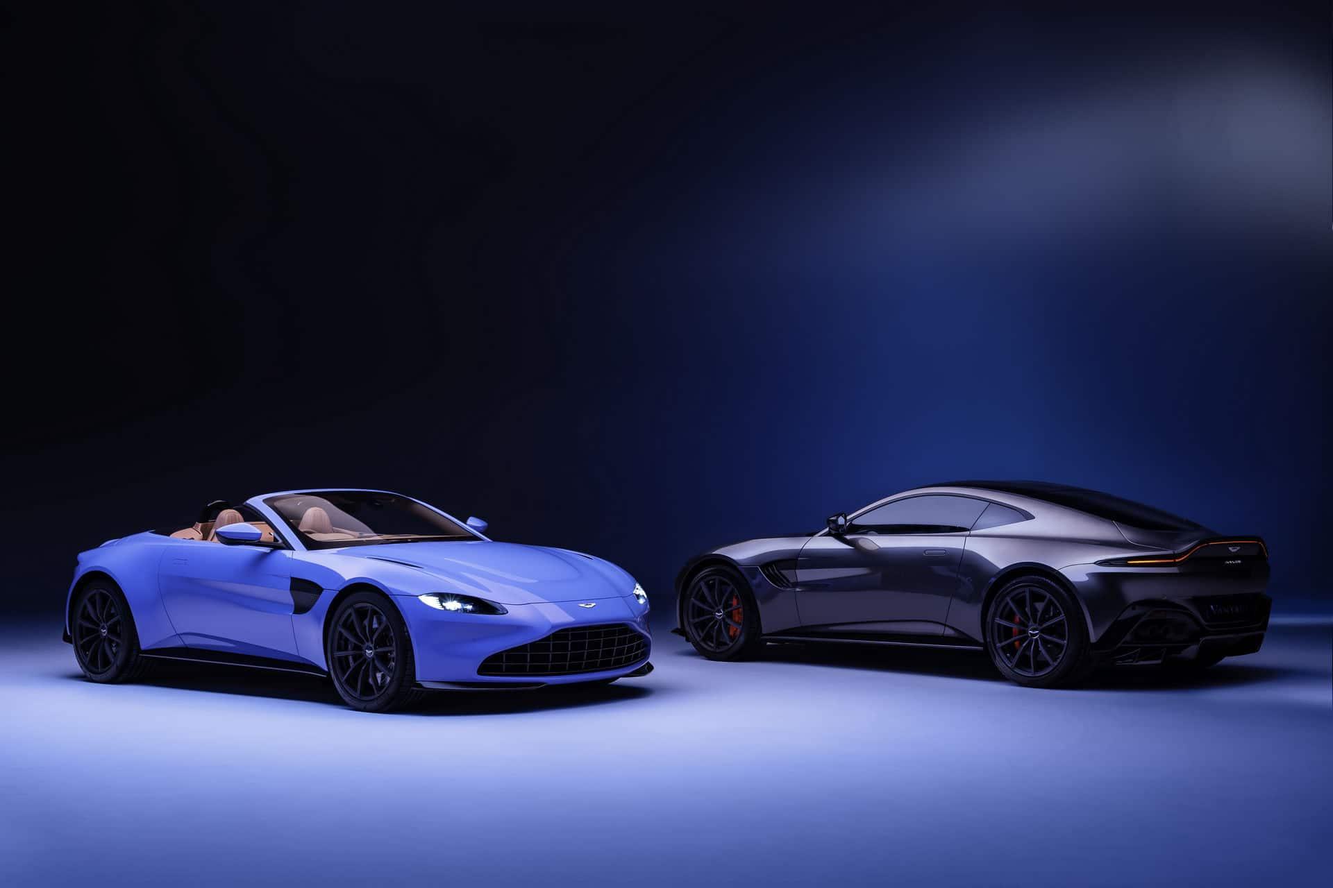 Aston Martin Vantage Roadster (2020)