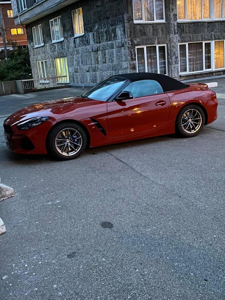 Avis des Propriétaires : BMW Z4 de Sacha 2