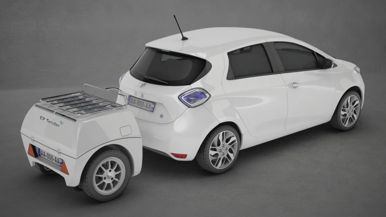Batterie 60 kWh EP Tender
