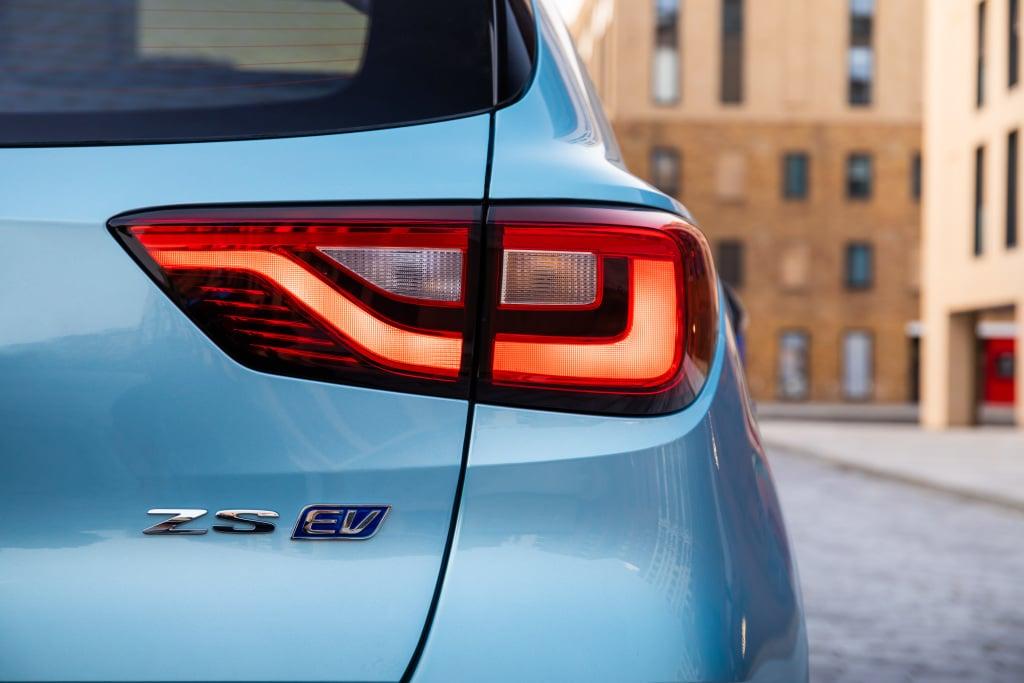 MG ZS EV (2020)