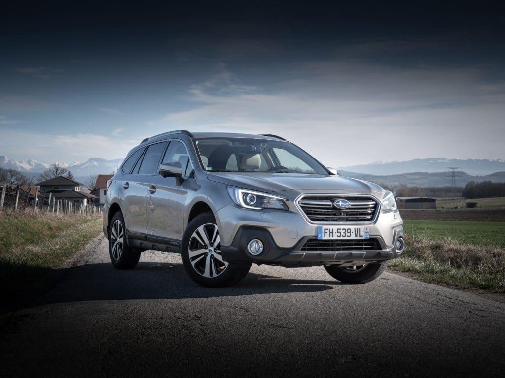 Essai auto longue durée : Subaru Outback