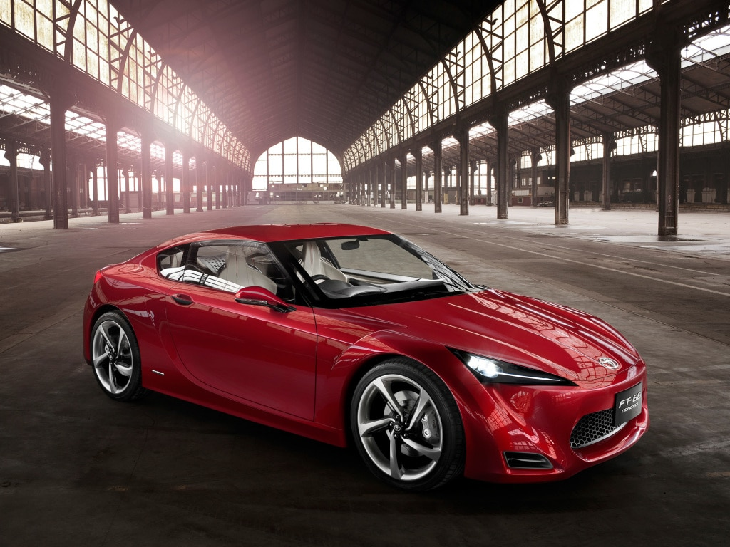 Toyota GT86 commercialisée en juillet 2021 avec 260 ch