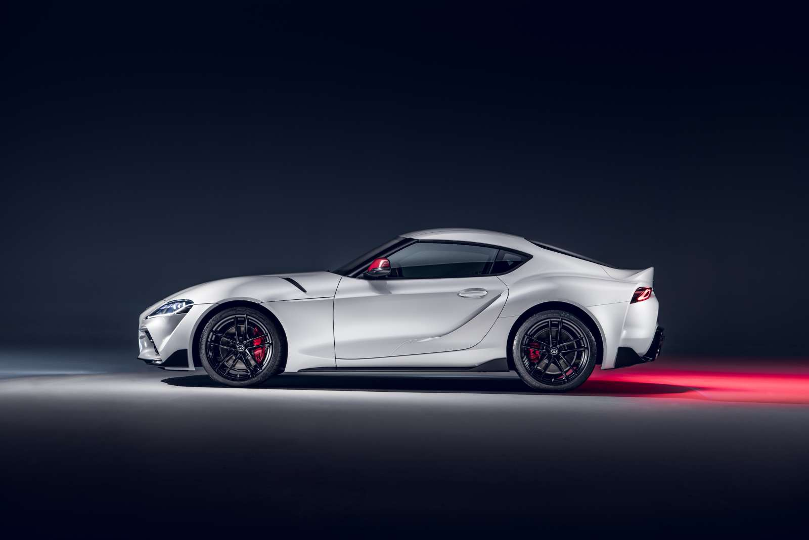 Toyota Supra 4 Cylindres