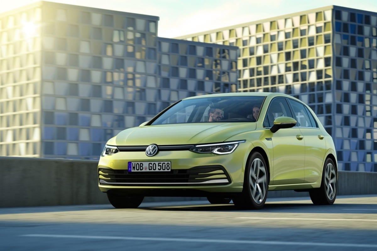 Taris de la Volkswagen Golf 8 (2020)