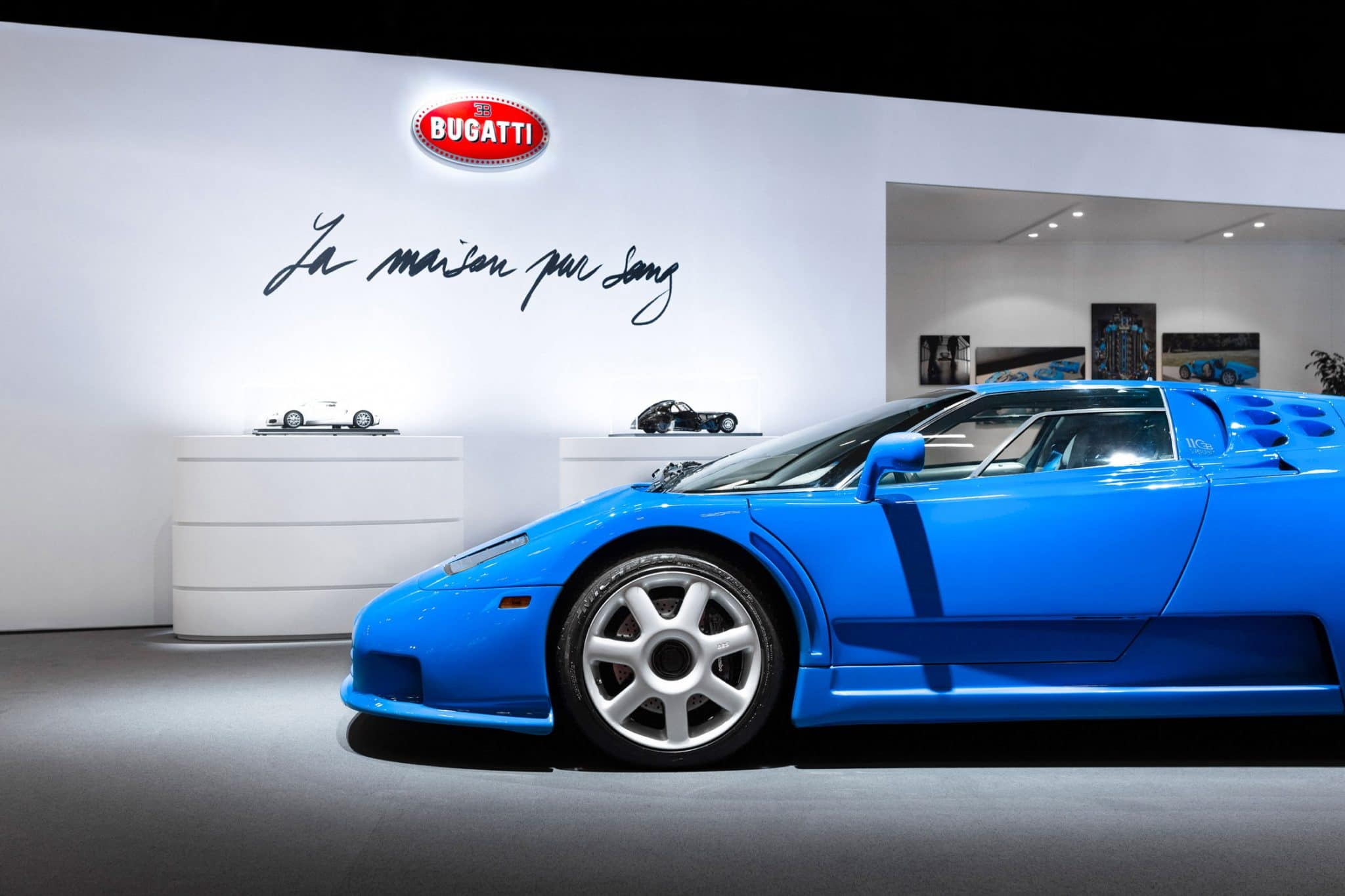 """Bugatti """"La Maison Pur Sang"""""""