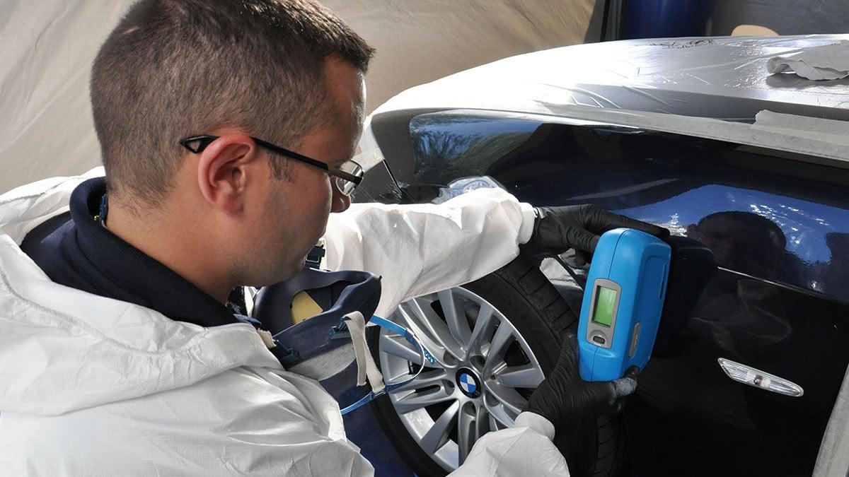 Réparation carrosserie domicile