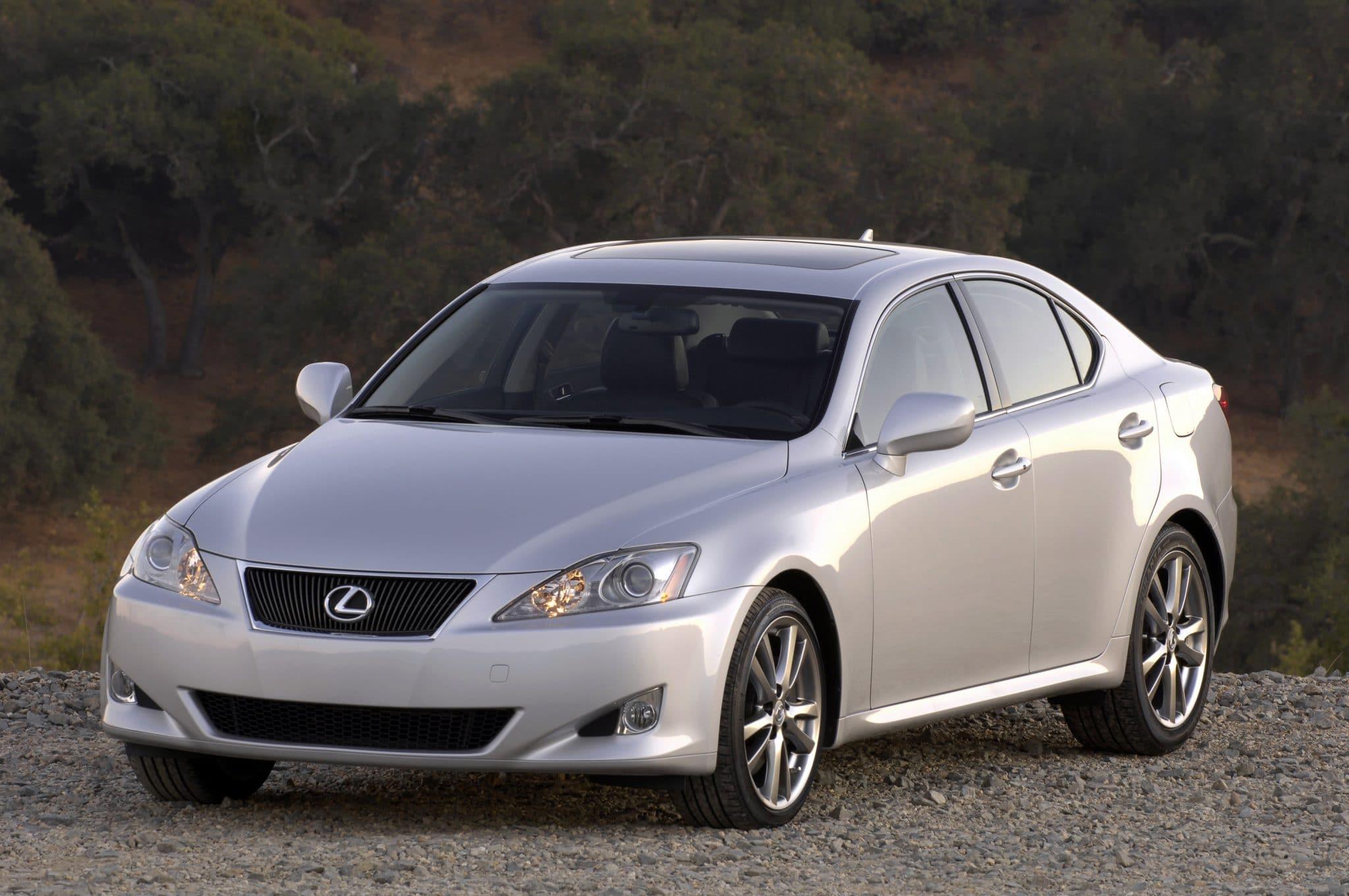 Lexus IS occasion