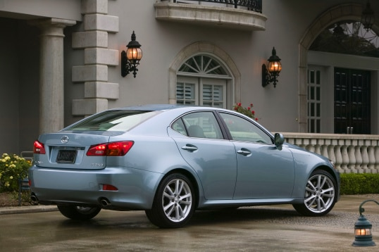 Lexus IS occasion