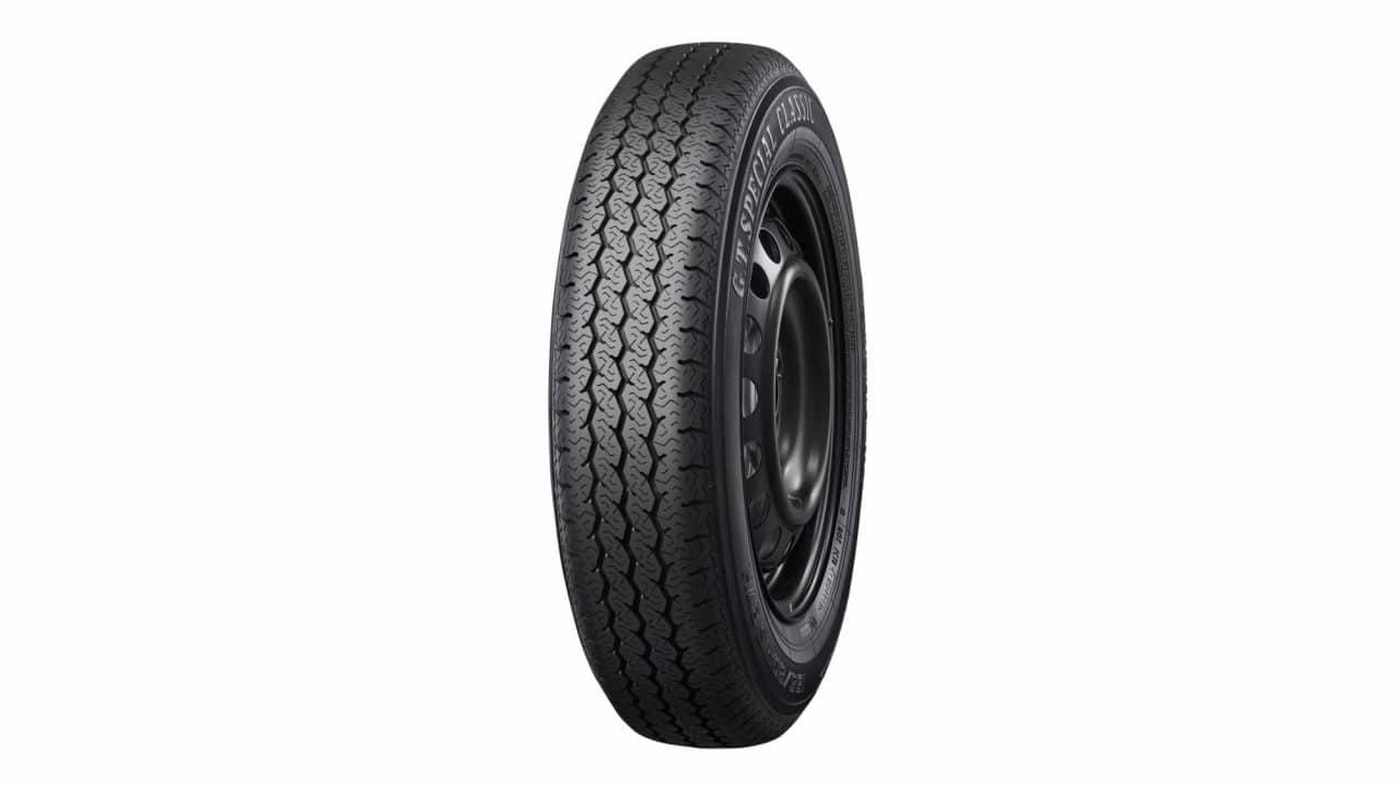 Yokohama relance la production de pneus rétro