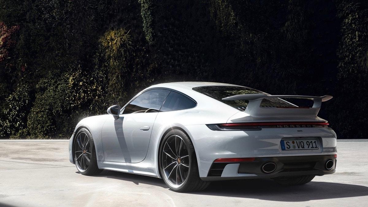 Packs SportDesign et Aerokit de Porsche