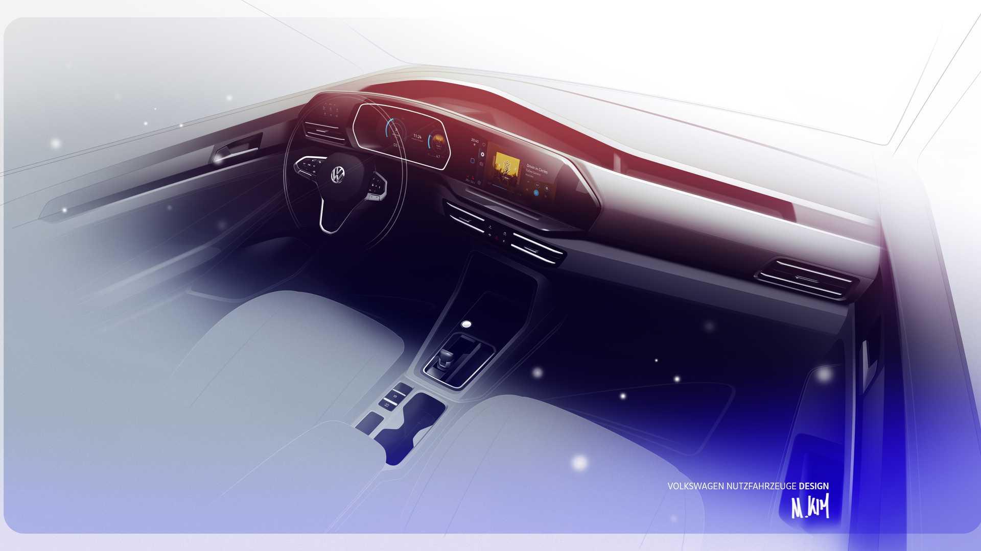 2020 VW Caddy