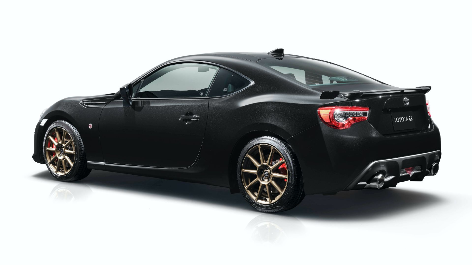 oyota GT86 Black Limited