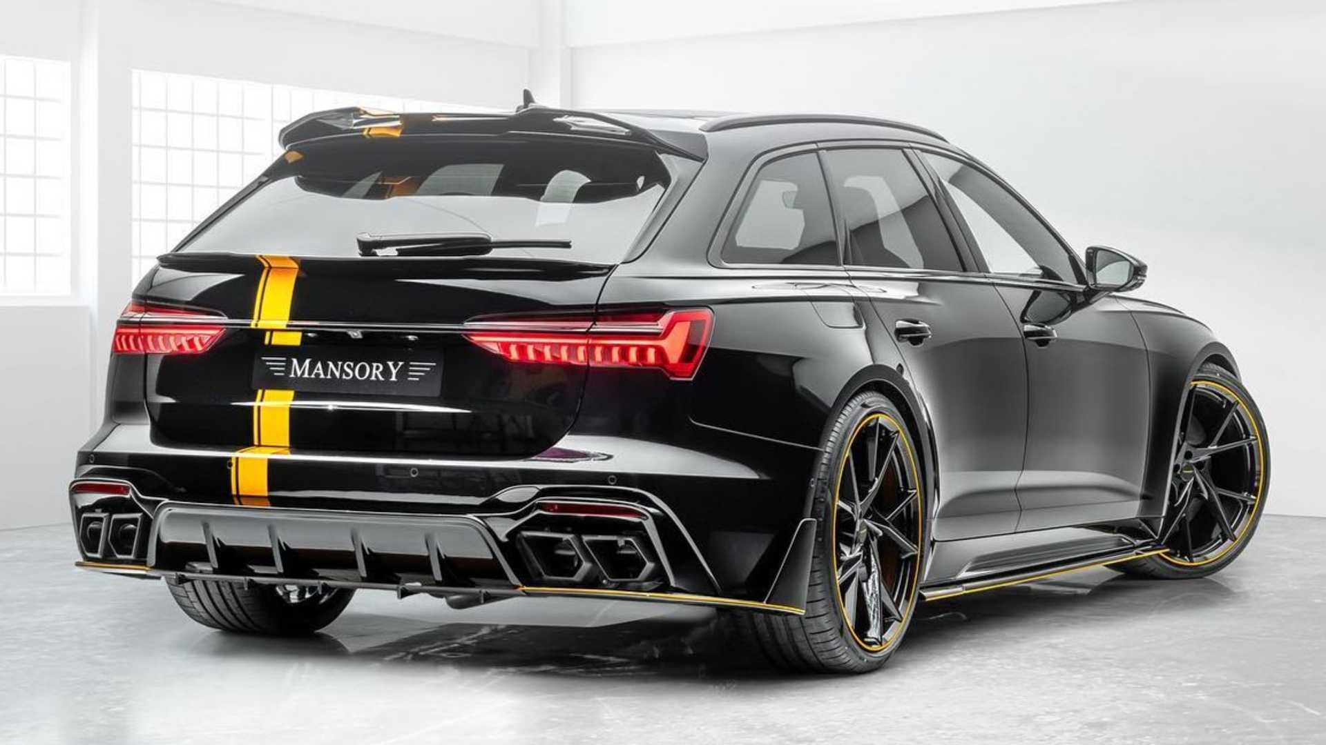 Audi RS6 Mansory