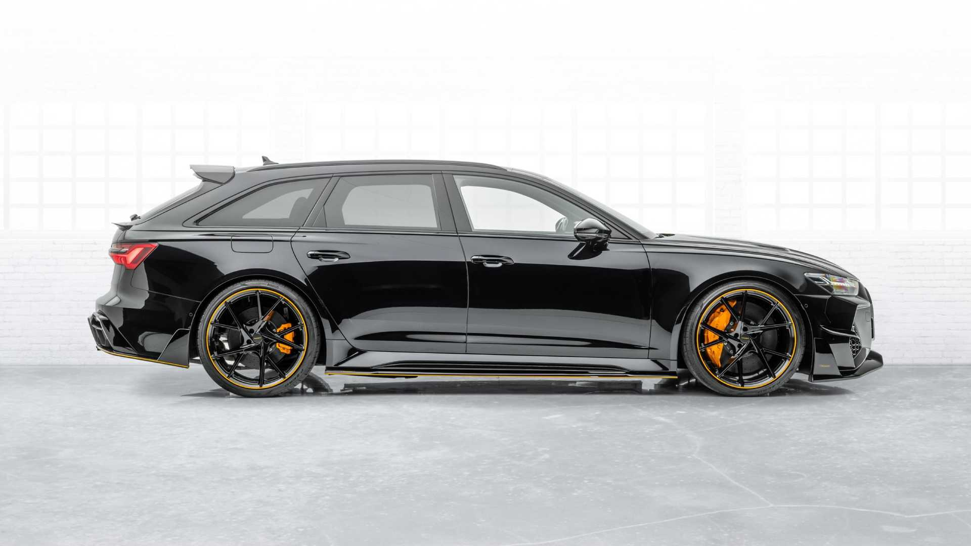 Audi RS6 Mansory