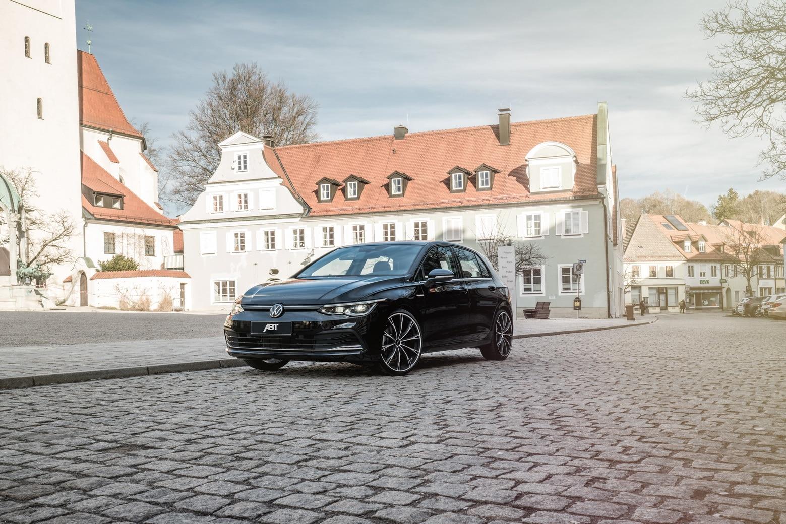 Volkswagen Golf 8 par ABT Sportsline