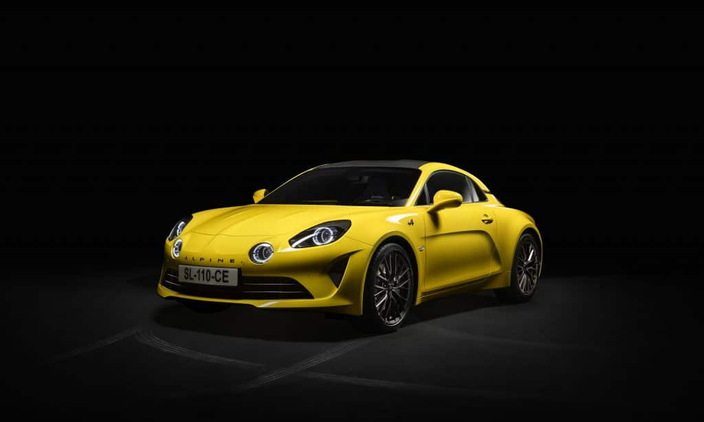 Alpine A110 Color Edition (2020)