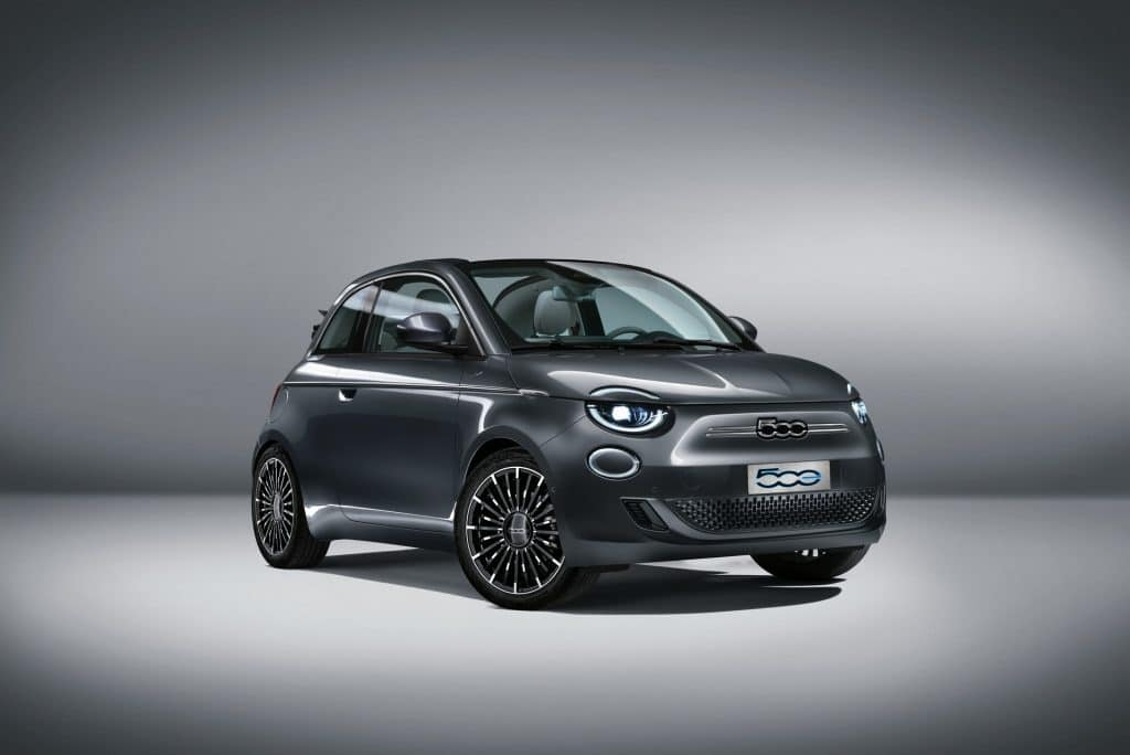 2020 Fiat 500e