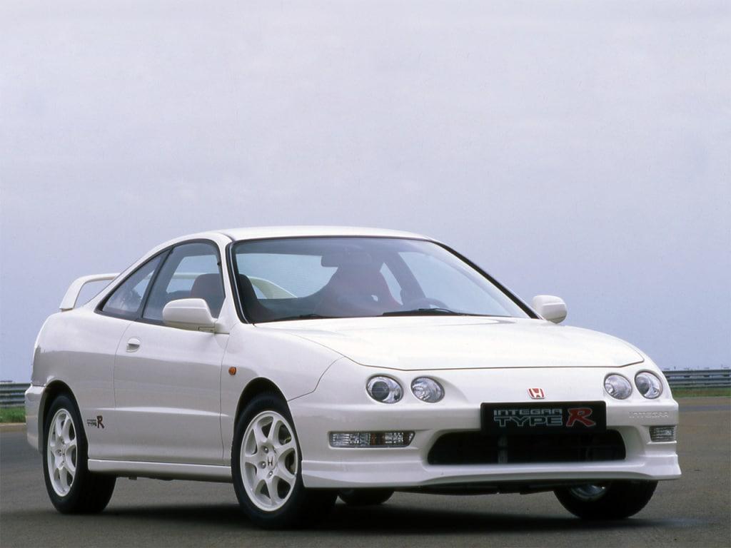 dossier youngtimer Honda Integra Type R