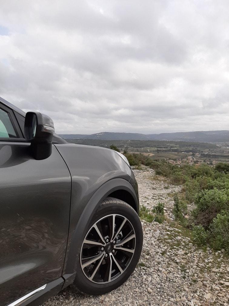image d'un Ford Puma