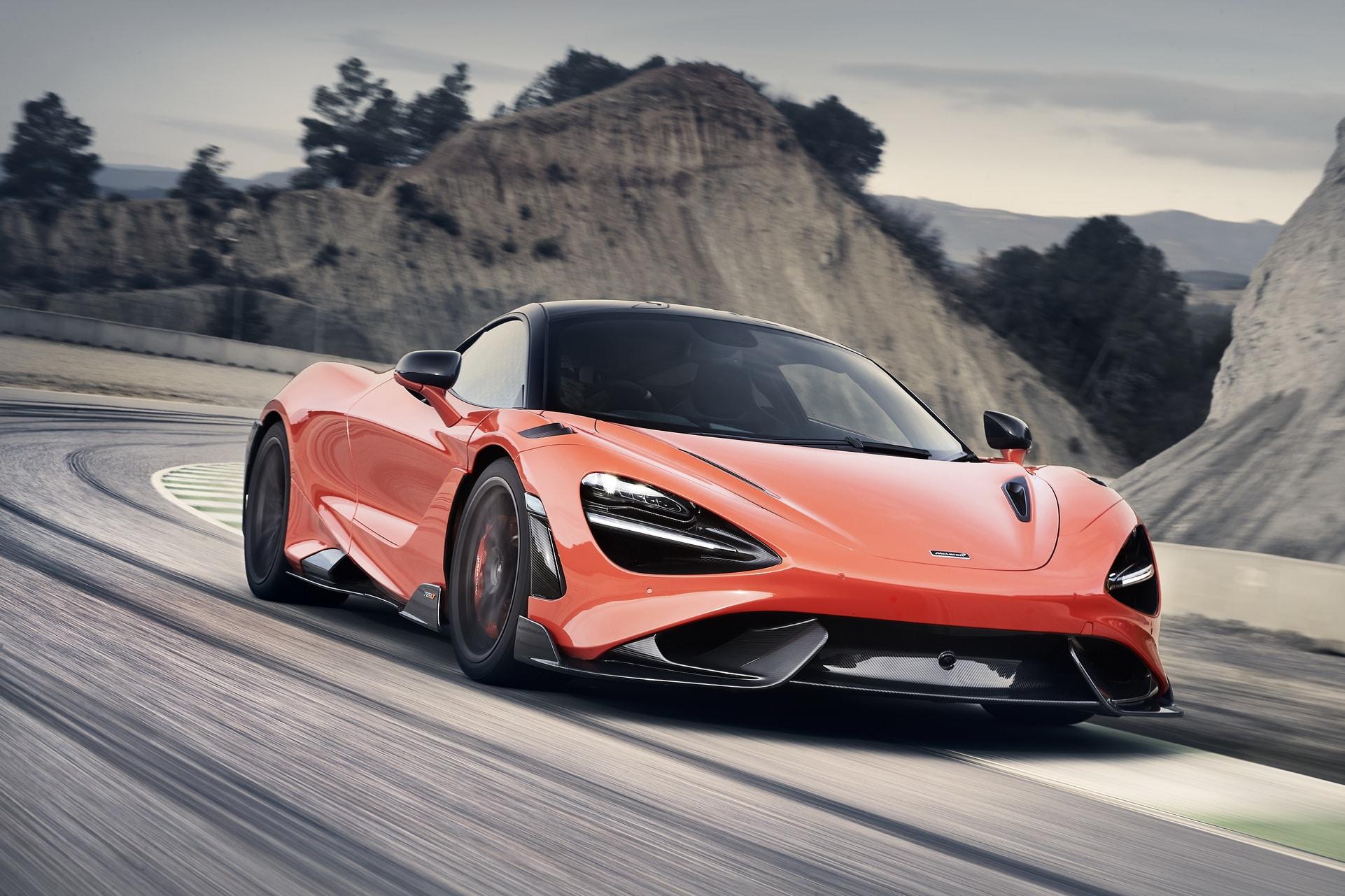 Nouvelle McLaren 765LT (2020)