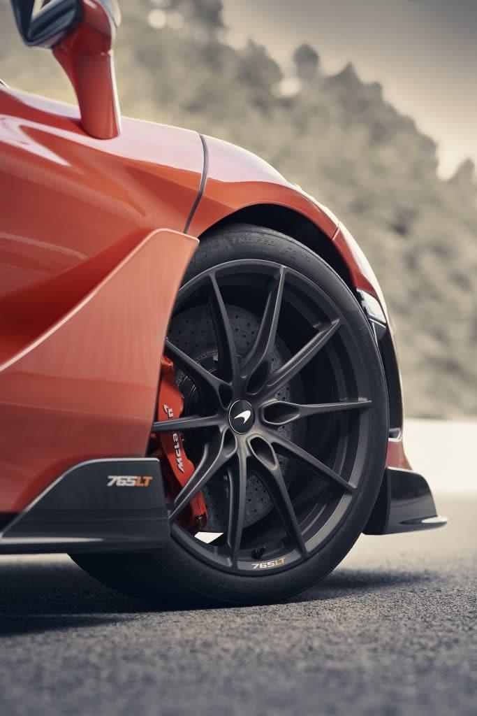 Jantes forgées McLaren 765LT