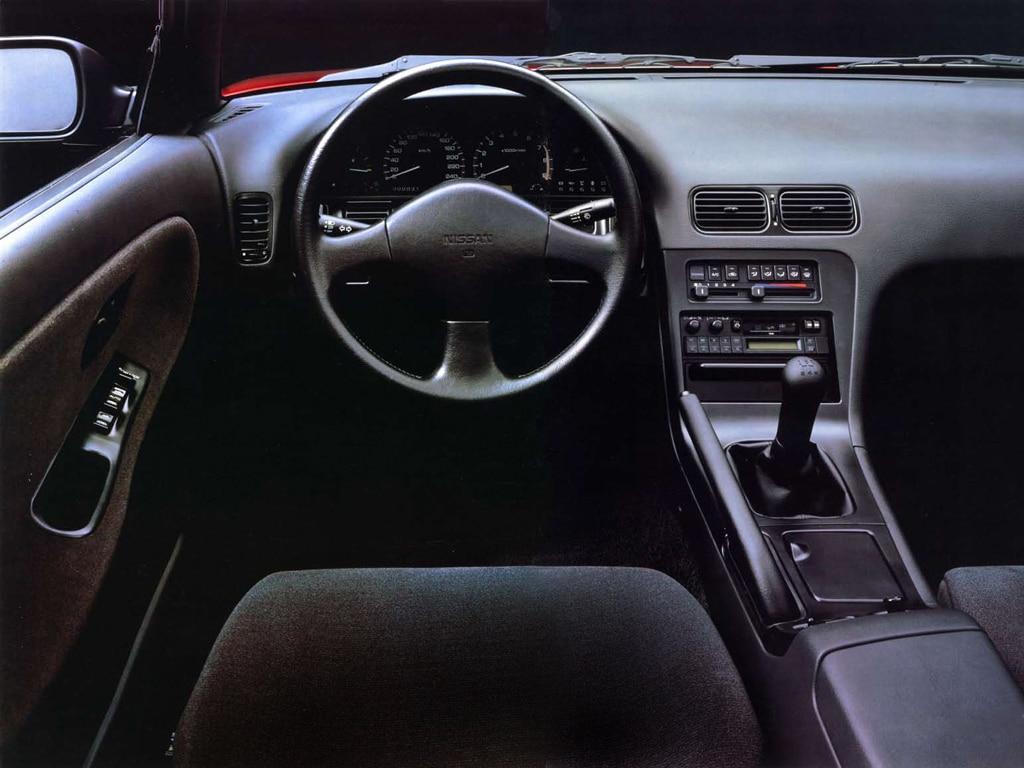 Intérieur Nissan 200SX S13