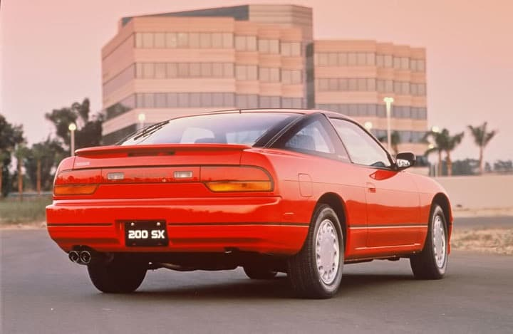 Nissan 200SX S13 phase 2