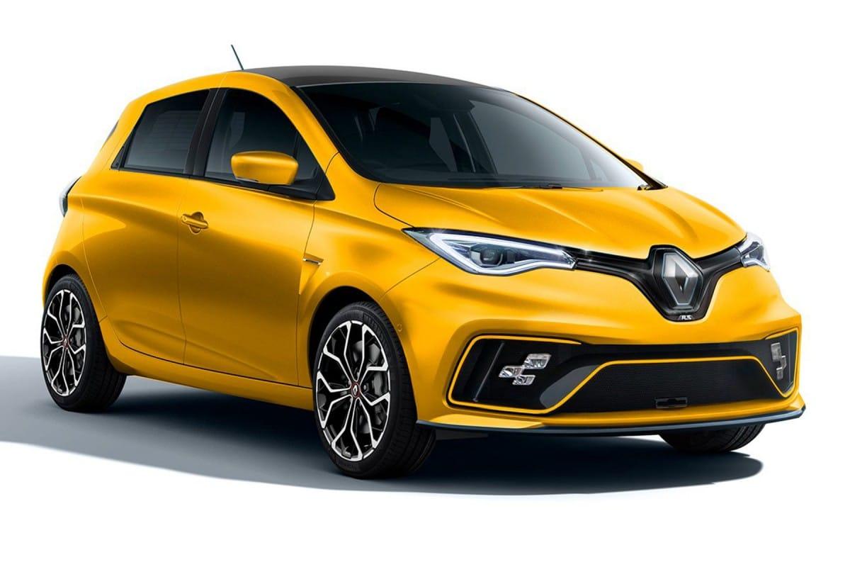 Renault Zoé RS pour 2023 ?