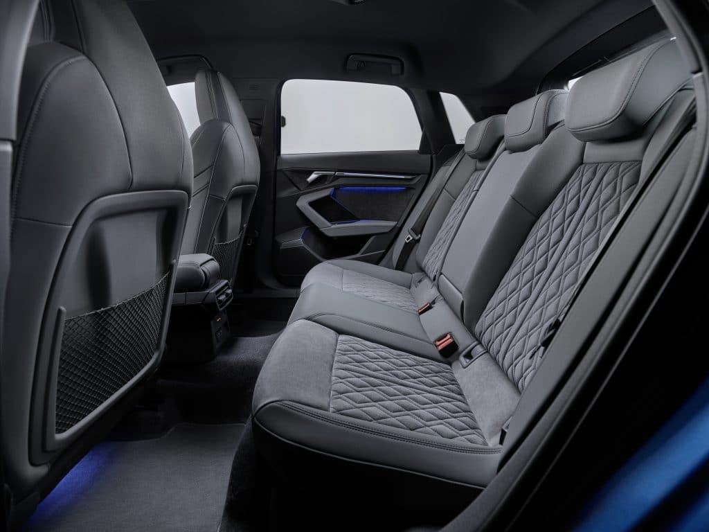 Intérieur de la Nouvelle Audi A3 (2020)