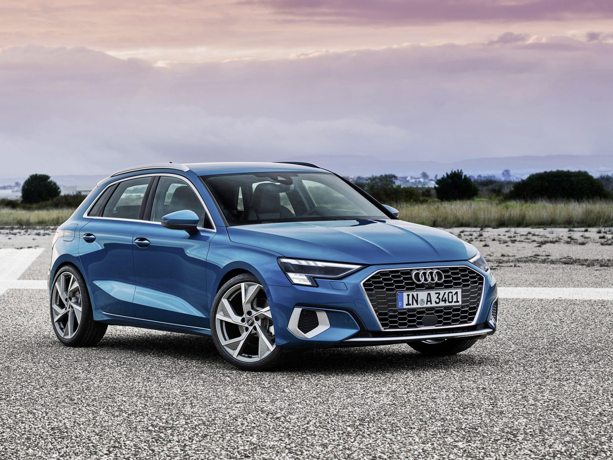 Nouvelle Audi A3 (2020)
