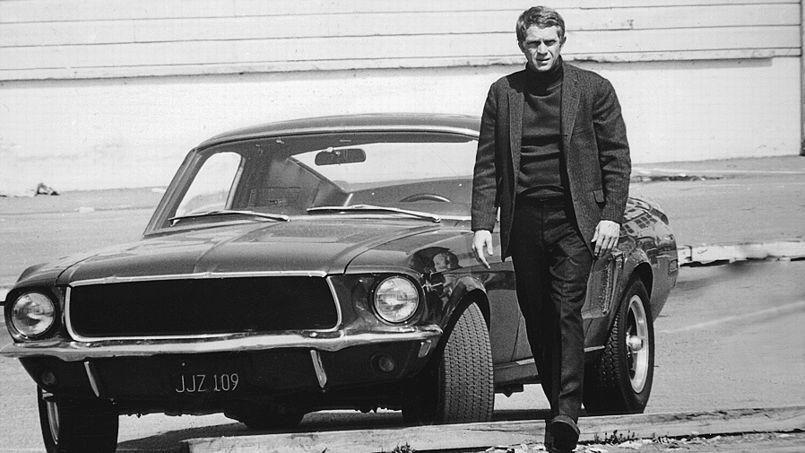 Ford Mustang Steve McQueen