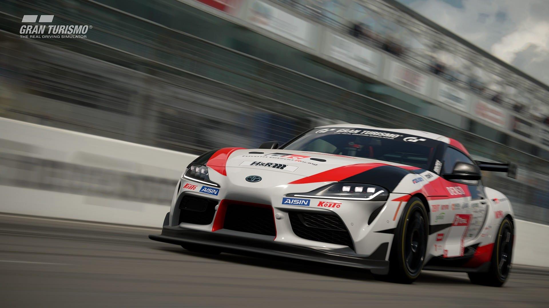 GR Supra GT Cup 2020