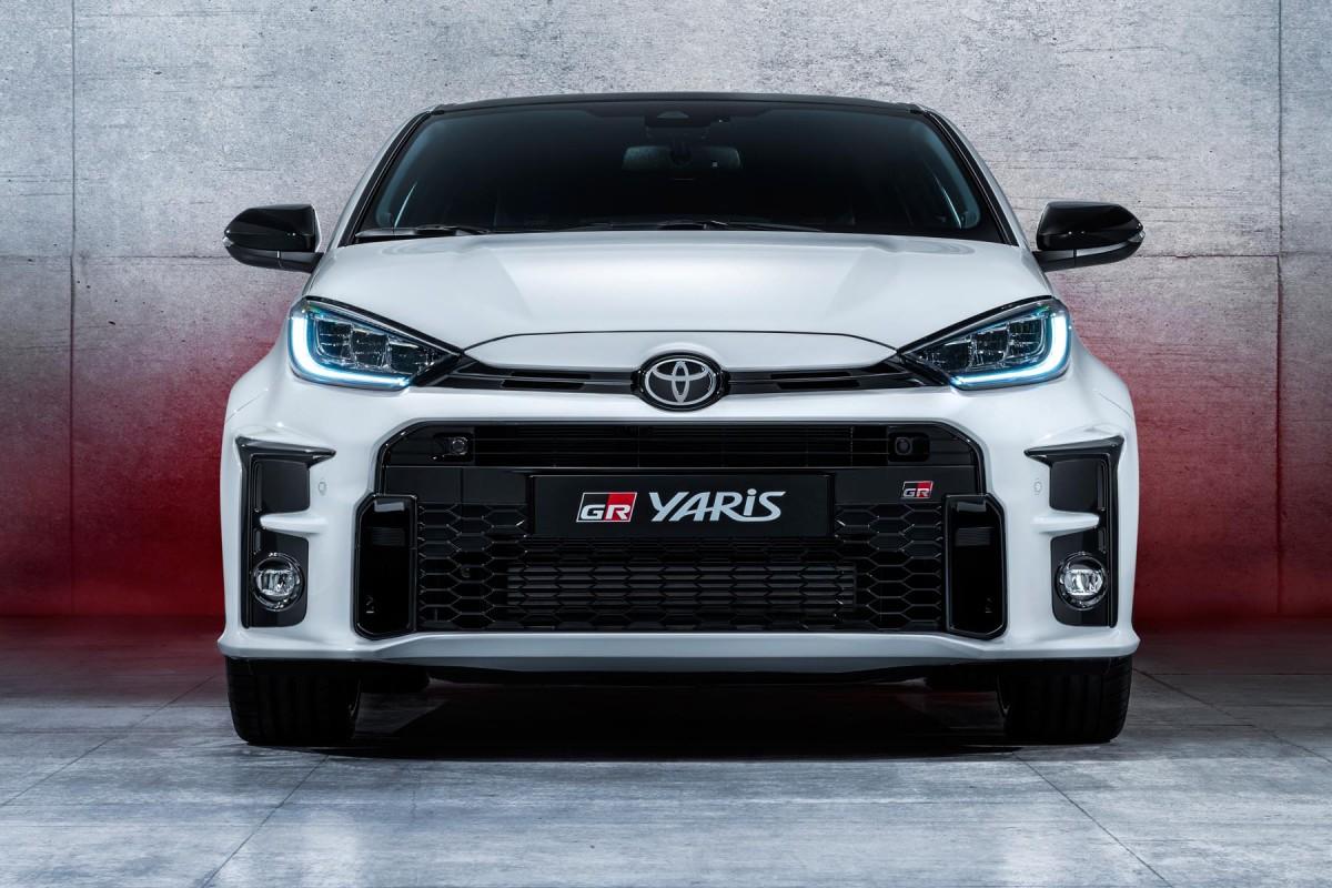Prix Toyota GR Yaris