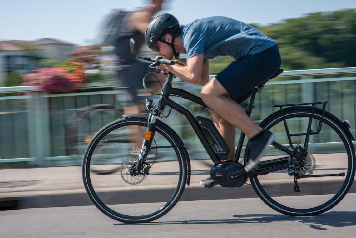 Les risques encourus pour le débridage d'un vélo électrique (prison, amende, perte de permis de conduire)