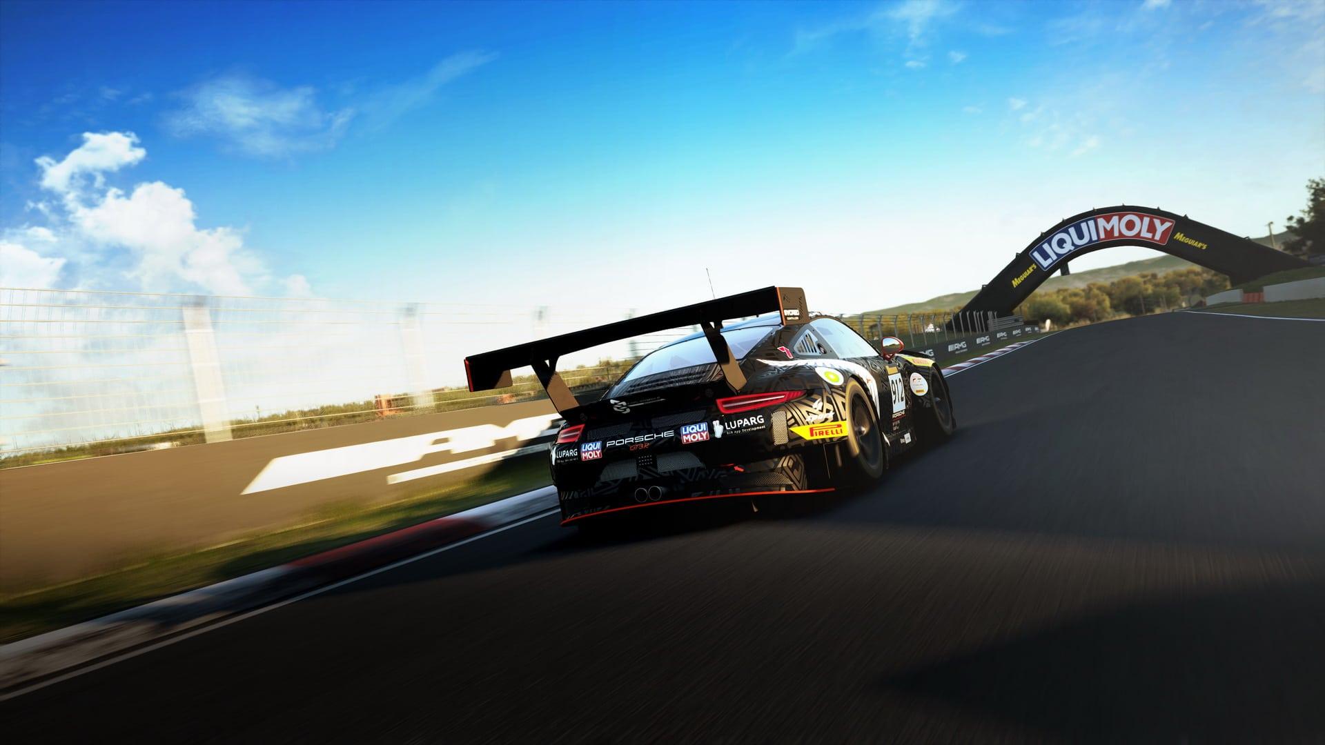 Assetto Corsa Competizione arrive sur Playstation 4 et Xbox One