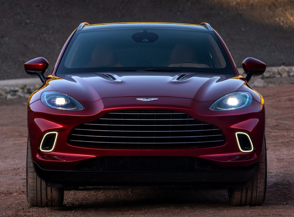 Aston Martin : les ventes en Chine du DBX sont menacées !