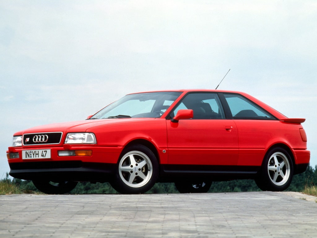 Dossier youngtimer Audi S2