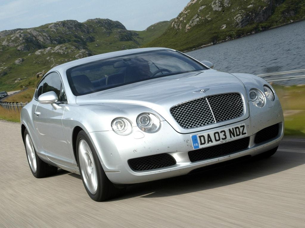 Bentley Continental GT (2013)