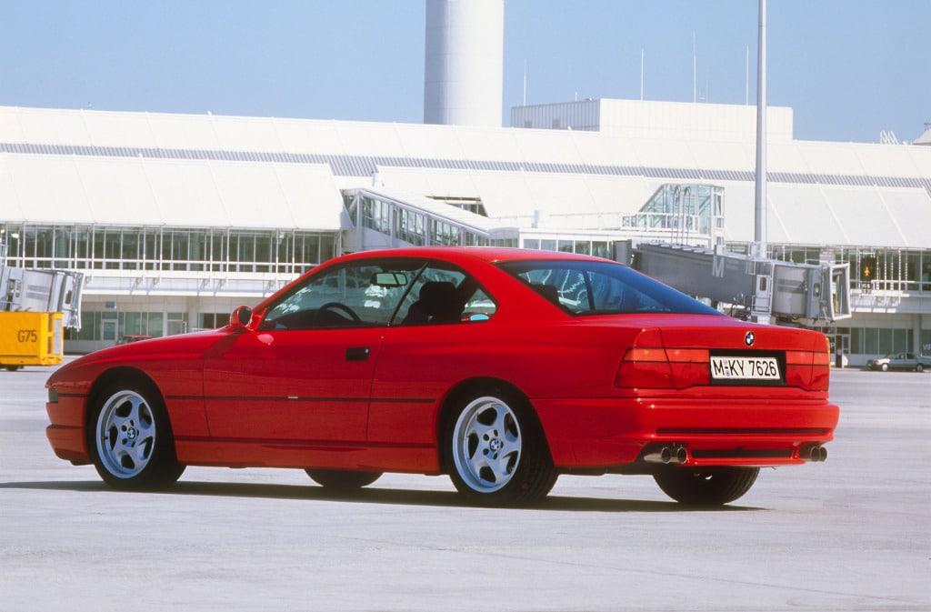 BMW Série 8 (1999)
