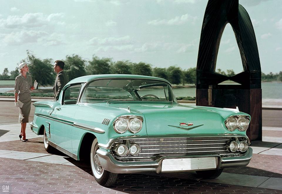 Chevrolet arrête la légendaire Impala